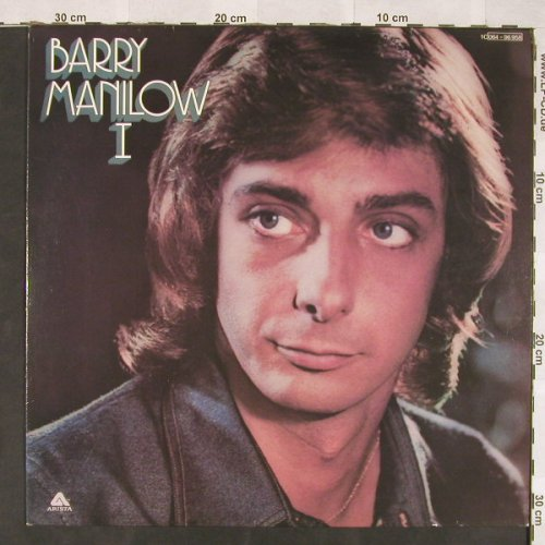 Manilow,Barry: I, Arista(064-96 958), D, 1973 - LP - C5963 - 5,50 Euro