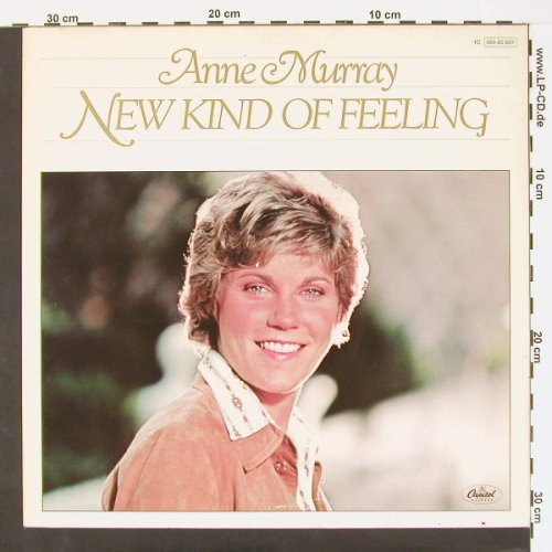 Murray,Anne: New Kind Of Feeling, m-/vg+, Capitol(), D, 79 - LP - C625 - 3,00 Euro