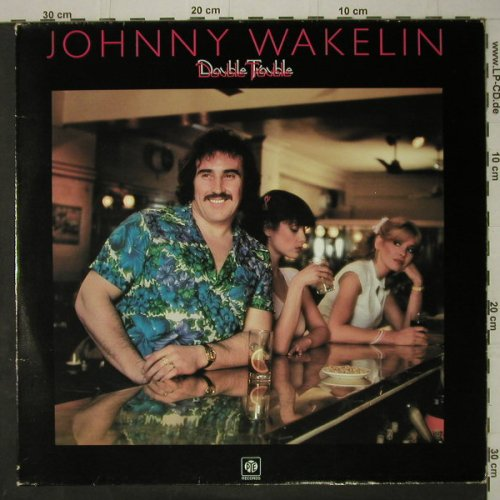 Wakelin,Johnny: Double Trouble, PYE(26 182 XOT), , 1978 - LP - C7489 - 5,00 Euro