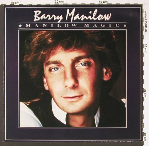 Manilow,Barry: Manilow Magic, Arista(205 712-320), D, 1983 - LP - C7540 - 4,00 Euro