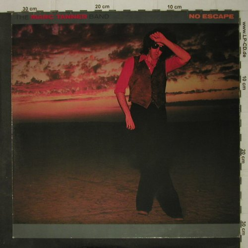 Tanner Band,Marc: No Escape, Elektra(ELK 52124), D, 1979 - LP - C7647 - 5,00 Euro