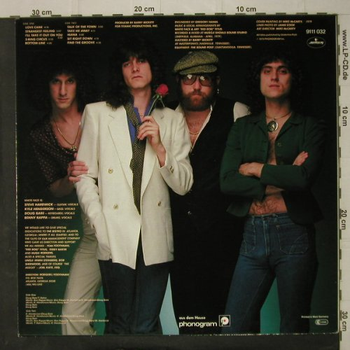 Whiteface: Same, Mercury(), D, 1979 - LP - C7837 - 7,50 Euro
