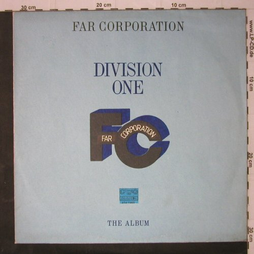 Far Corporation: Division One, IMP(BTA 11850), Bulgaria, 1985 - LP - C7841 - 5,00 Euro