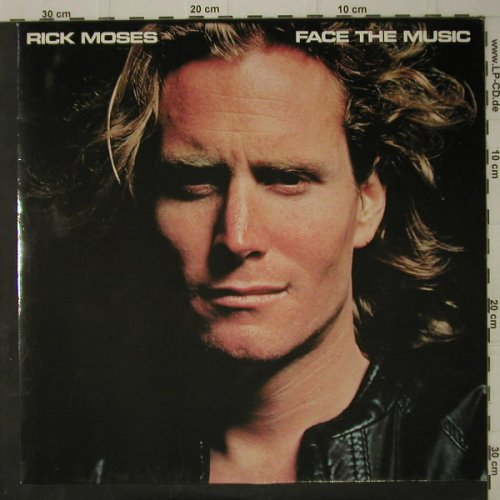 Moses,Rick: Face The Music, 20th Century Fox(6370 285), D, 1979 - LP - C7865 - 5,00 Euro