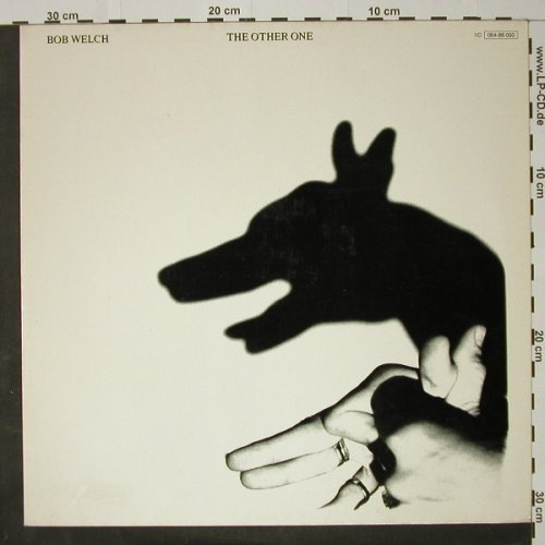 Welch,Bob: The Other One, Capitol(064-86 050), D, 1979 - LP - C8154 - 5,00 Euro