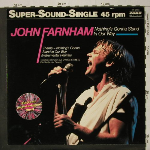Farnham,John: Nothing's Gonna Stand In our way*2, Curb(INT 127.713), D, 1984 - 12inch - C8325 - 3,00 Euro