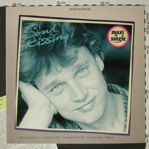 Knopfler,David: Soul Kissing +2, Intercord(INT 125.215), D, 1983 - 12inch - C8442 - 3,00 Euro