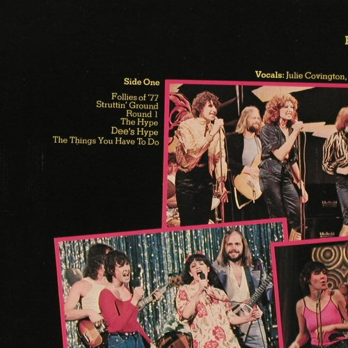 Rock Follies: Of' 77, m-/vg+, Polydor(2344 067), D, 1977 - LP - C8846 - 4,00 Euro
