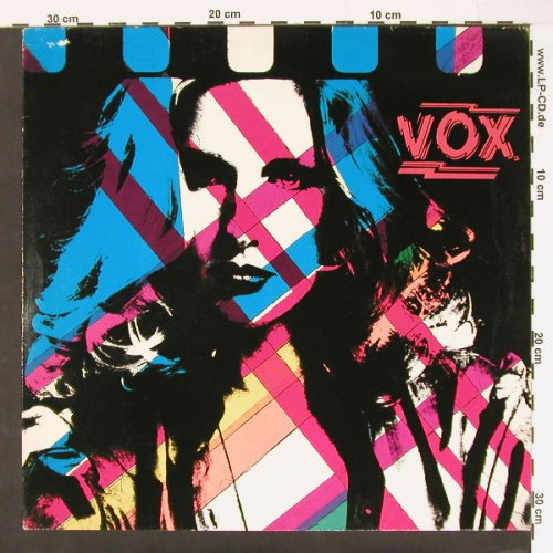 Vox: Same, vg+/vg+, SL Records(7006), ,  - LP - C887 - 5,00 Euro