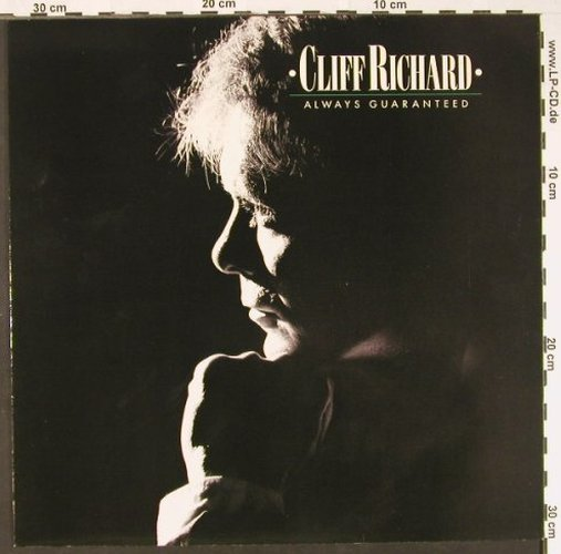Richard,Cliff: Always Guaranteed, EMI(7 46705 1), D, 1987 - LP - C8959 - 5,50 Euro