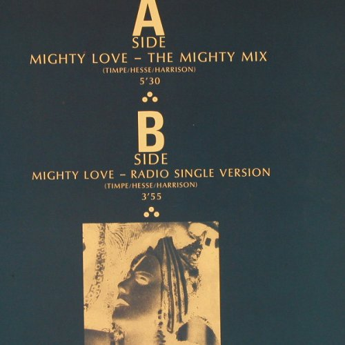 Cussick,Ian: Mighty Love(Mighty+Radio)mix, Joschua(15.1004), D,  - 12inch - C9498 - 1,00 Euro