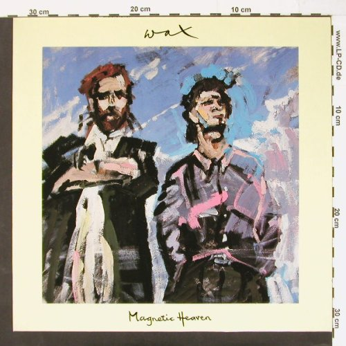Wax: Magnetic Heaven, RCA(PL 70937), D, 1985 - LP - C953 - 4,00 Euro