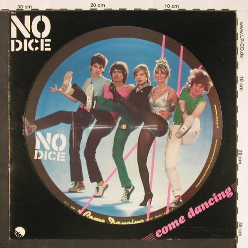 "No Dice: Come Dancing, EMI(PIC 7), F, 1979 - P12"" - C9873 - 7,50 Euro"
