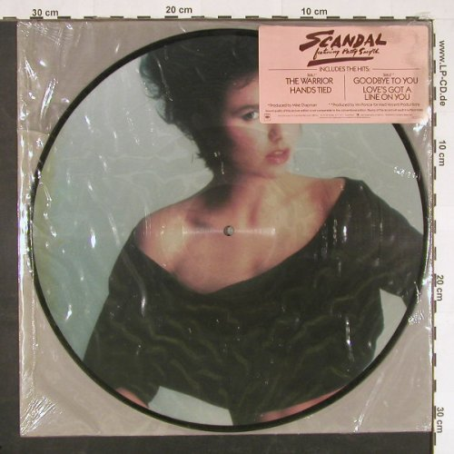 Scandal: Same - feat. Patty Smyth, FS-New, Columbia(8C8 39905), US,  - PLP - C9899 - 9,00 Euro