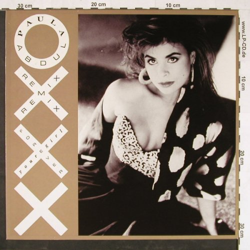 Abdul,Paula: Forever Your Girl-Remix, Virgin(612 516-213), D, 1989 - 12inch - E1206 - 2,50 Euro
