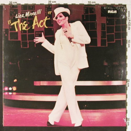 Minnelli,Liza: The Act, FS-New, DRG Rec.(FL 42709), D, 1978 - LP - E1380 - 7,50 Euro