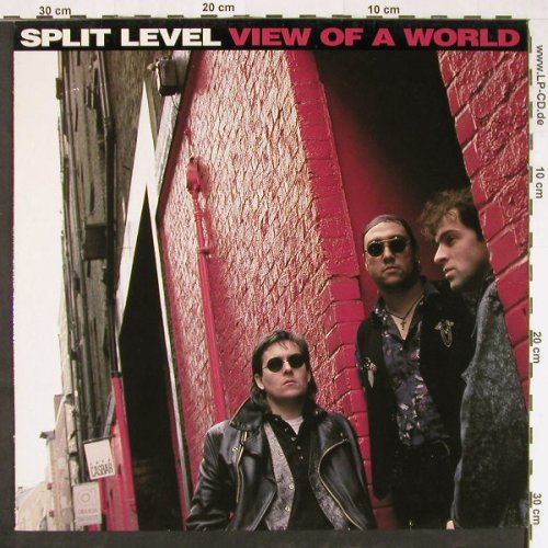 Split Level: View Of A World, PILA(20166), D, 1991 - LP - E1399 - 5,00 Euro