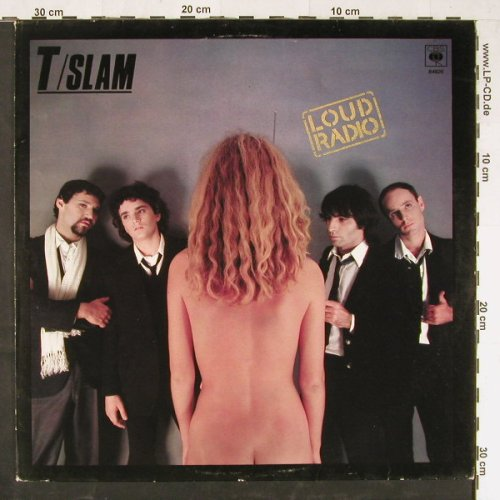 T/Slam: Loud Radio, CBS(84826), NL, 1981 - LP - E1723 - 5,50 Euro