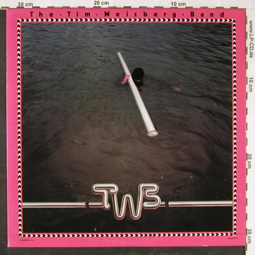 Weisberg Band,Tim: Same, UA(LA773-G), US, 1977 - LP - E2101 - 9,00 Euro