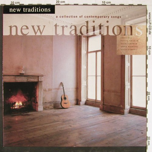 V.A.New Traditions: A Collection of Contemporary Songs, Telstar(STAR 2399), UK, 1990 - LP - E2209 - 5,00 Euro