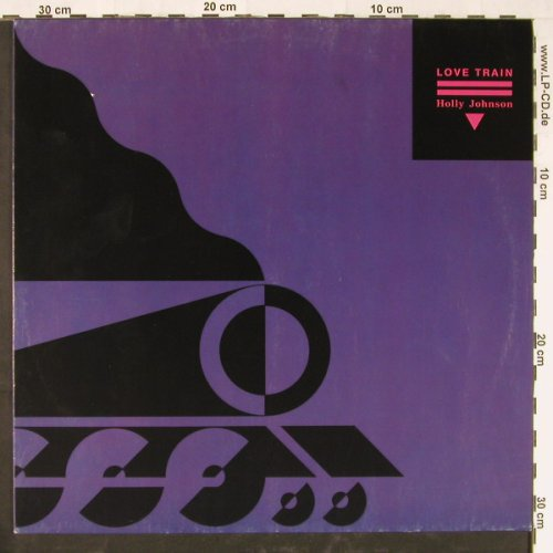 Holly Johnson: Love Train*2 / Murder In Paradise, MCA(257 693-1), D, 1989 - 12inch - E2262 - 2,50 Euro