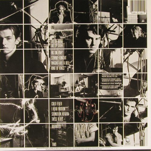 Models: Out Of Mind Out Of Sight, Geffen(924 100-1), D, 1985 - LP - E2576 - 5,00 Euro
