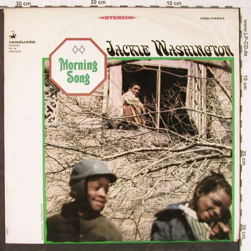 Washington,Jackie: Morning Song, m-/vg+, Vanguard(VSD 79254), US,  - LP - E3459 - 7,50 Euro