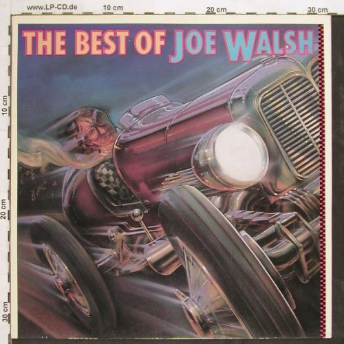 Walsh,Joe: The Best Of, MCA(0062.706), D, 1978 - LP - E3505 - 5,00 Euro