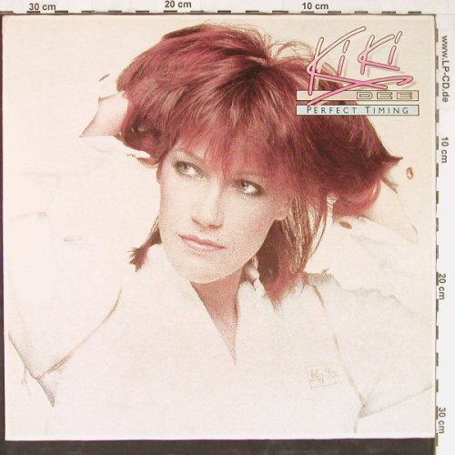 Dee,Kiki: Perfect Timing, Ariola(203 815-320), D, 1981 - LP - E3555 - 2,50 Euro