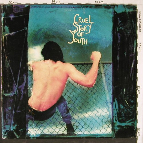 Cruel Story Of Youth: Same,Promo, Columb.(FC 44206), US, 1989 - LP - E4493 - 5,00 Euro