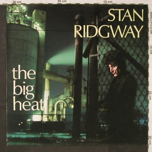 Ridgway,Stan: The Big Heat, IRS(ILP 26874), UK, 1986 - LP - E6433 - 5,00 Euro