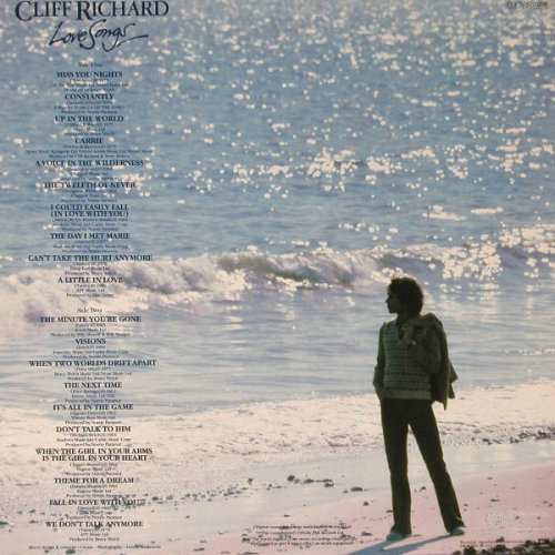 Richard,Cliff: Love Songs, EMI(1A 062-07508), NL, 1981 - LP - E7181 - 6,00 Euro