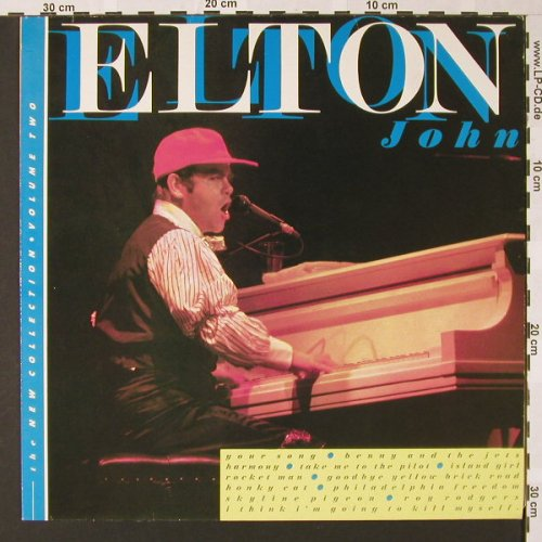 John,Elton: The New Collection Vol 2, Everest Record(CBR 1036), UK,  - LP - E7182 - 5,00 Euro
