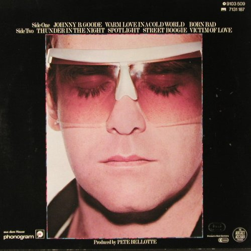 John,Elton: Victim Of Love, Rocket(9103 509), D, 1979 - LP - E7708 - 5,00 Euro