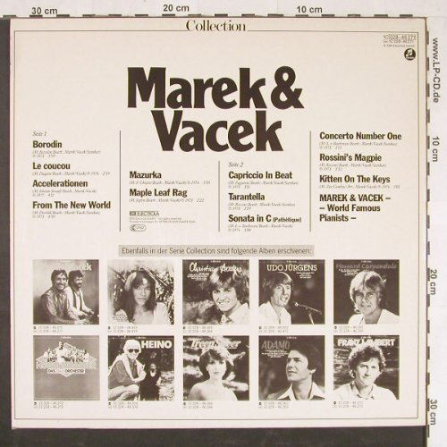 Marek & Vacek: Same-Collection, Columbia(028-46271), D,  - LP - E831 - 4,00 Euro