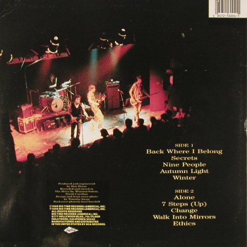 Dumptruck: Positively Dumptruck, co, Big Time(6004-1), US, 1986 - LP - E88 - 5,00 Euro