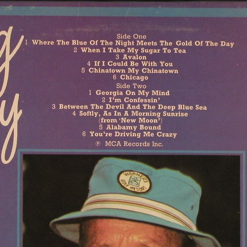 Crosby,Bing: Where The Blue Of The Night, Ri, MFP(50 249), UK,  - LP - E890 - 4,00 Euro