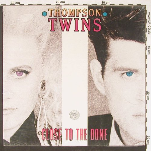 Thompson Twins: Close To The Bone, FS-New, Arista(208 143), D, 1987 - LP - E917 - 7,50 Euro
