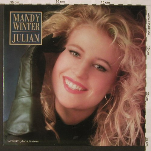 Winter,Mandy: Julian, EMI(7 90181 1), NL, 1988 - LP - E9731 - 4,00 Euro