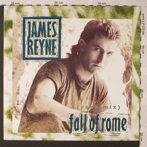 Reyne,James: Fall Of Rome*2+1, Capitol(20 2484 6), D, 1988 - 12inch - E9927 - 1,50 Euro