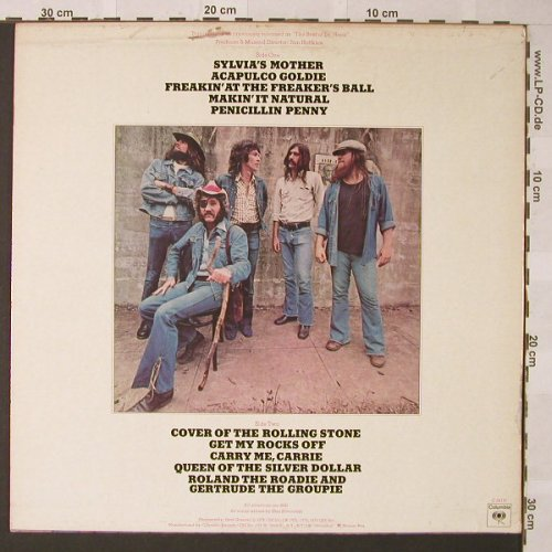 Dr.Hook & Medicine Show: Revisited, Columbia(C 34147), US, 1976 - LP - E9973 - 6,50 Euro