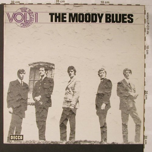 Moody Blues: The Beginning Vol.1, Decca(ND 769), D, 1973 - LP - F1071 - 9,00 Euro