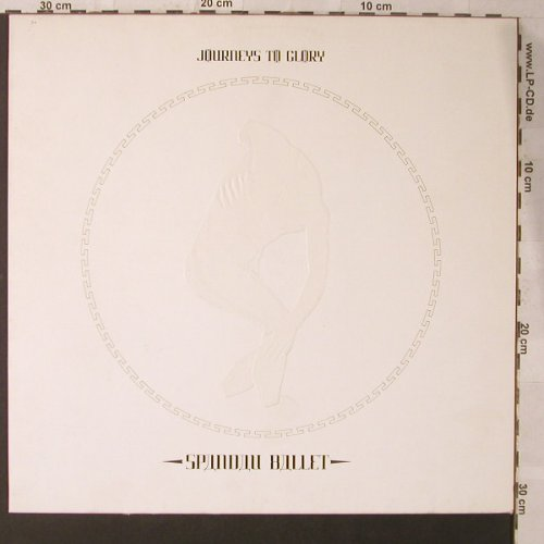Spandau Ballet: Journeys To Glory, Chrysalis(203 428-320), D, 1981 - LP - F1102 - 5,50 Euro