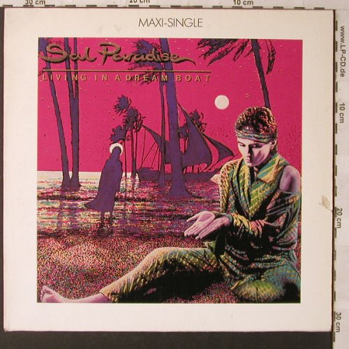 Sal Paradise: Living In A Dream Boat *2(junk mix), Arista(600 913-213), D, vg+/vg+, 1983 - 12inch - F1174 - 2,50 Euro