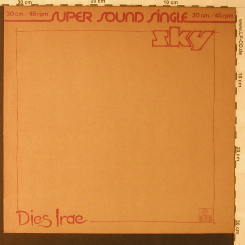 Sky: Dies Irae / March To The Scaffold, Ariola(600 255-213), D, 1980 - 12inch - F1273 - 3,00 Euro