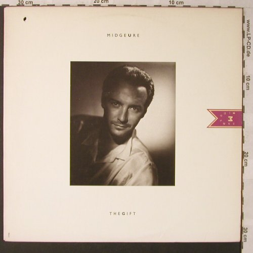 Ure,Midge: The Gift, co, Chrysalis(BFV 41508), US, 1985 - LP - F1314 - 6,00 Euro