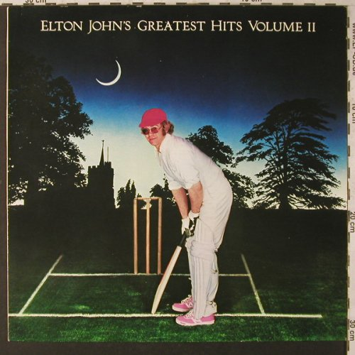 John,Elton: Greatest Hits Volume II, DJM(0064.208), D, 1977 - LP - F1434 - 5,00 Euro