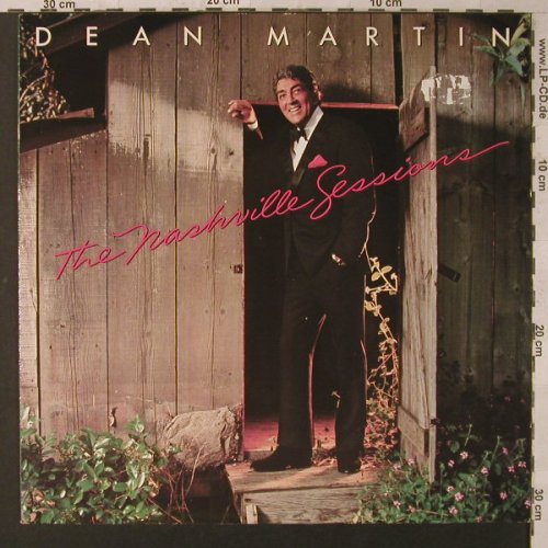 Martin,Dean: The Nashville Sessions, m-/vg+, WB(92-3870-1), D, 1983 - LP - F1758 - 5,00 Euro