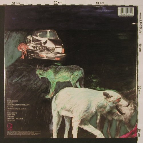 Mitchell,Joni: Dog Eat Dog, Foc, co, Geffen(GHS 24074), US, 1985 - LP - F2983 - 6,00 Euro
