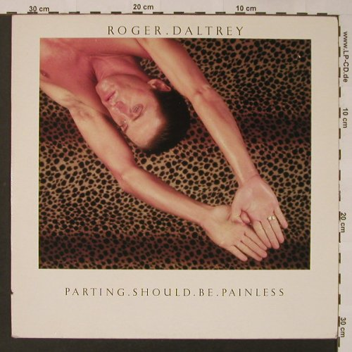 Daltrey,Roger: Parting Should Be Painles, WEA(250 298-1), D, 1984 - LP - F3315 - 5,00 Euro